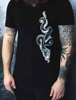 black Snake Tee