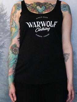 Warwolf Clothing blank tank