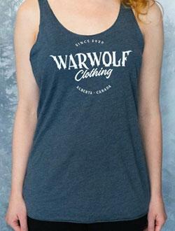 grey Warwolf Tank